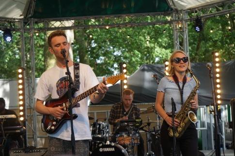 Tom Misch, British Summer Time Hyde Park - 10th July 2016