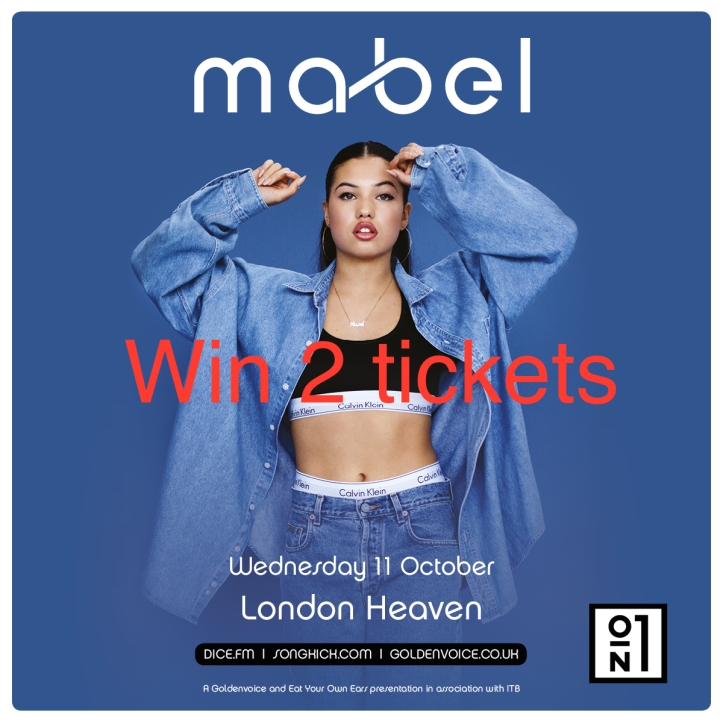 mabel 2 tickets